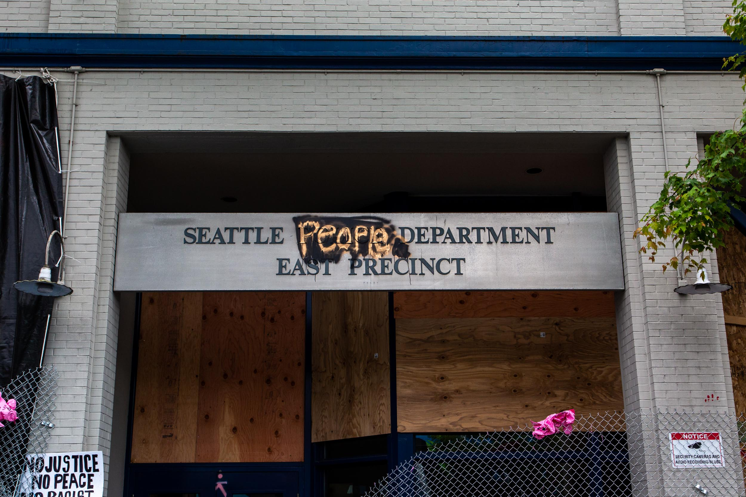 Seattle Police Department East Precinct