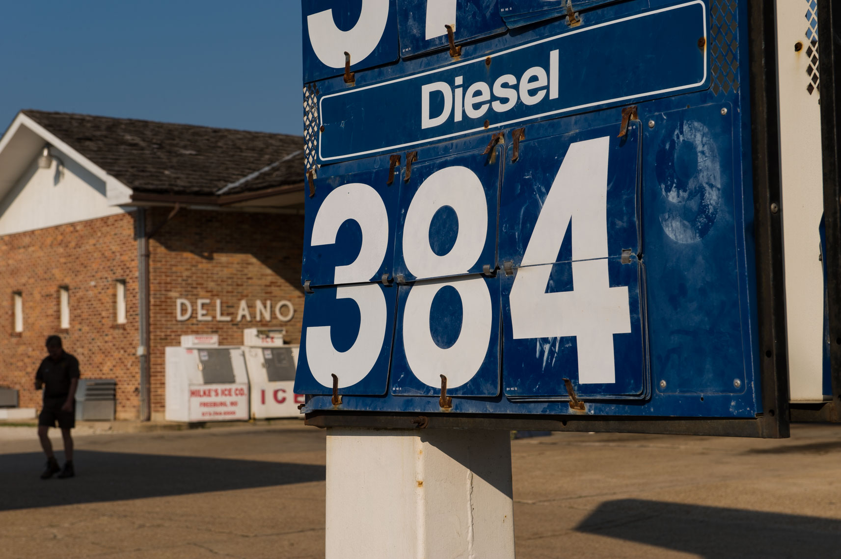 Jay Delano: Passing On Family Oil