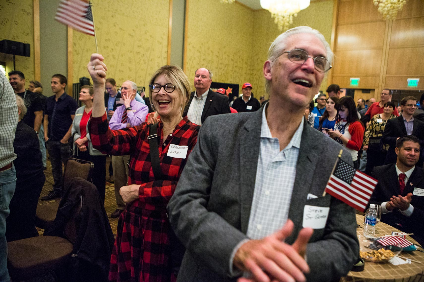 Washington State Republican Party Election Night 2016